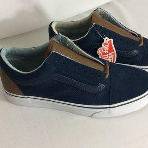 NWT Vans Old Skool Blue Unisex Sneakers